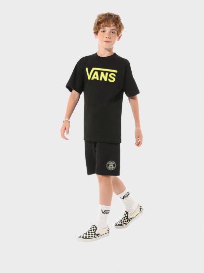 Футболка Vans CLASSIC модель VN000IVFW08 — фото 3 - INTERTOP
