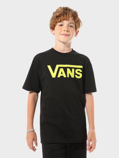 Футболка Vans CLASSIC модель VN000IVFW08 — фото - INTERTOP