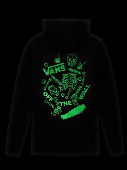 Худі Vans Break Bones модель VN0A4S2PBLK1 — фото 4 - INTERTOP