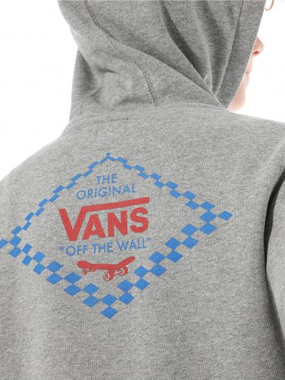 Худі Vans Disjunction модель VN0A4TS902F1 — фото 3 - INTERTOP