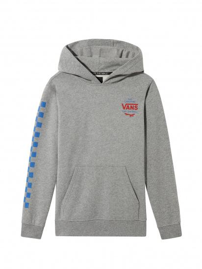 Худі Vans Disjunction модель VN0A4TS902F1 — фото 4 - INTERTOP