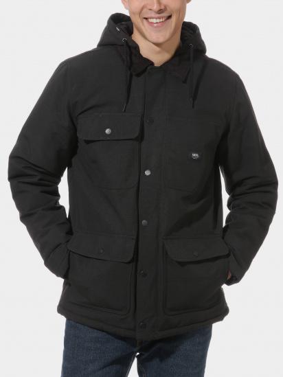 Куртка Vans Drill Chore Coat MTE модель VN0A45APBLK1 — фото 2 - INTERTOP
