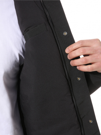 Куртка Vans Drill Chore Coat MTE модель VN0A45APBLK1 — фото 6 - INTERTOP