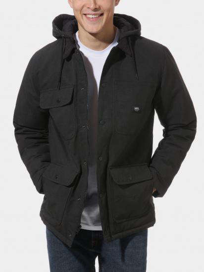 Куртка Vans Drill Chore Coat MTE модель VN0A45APBLK1 — фото - INTERTOP