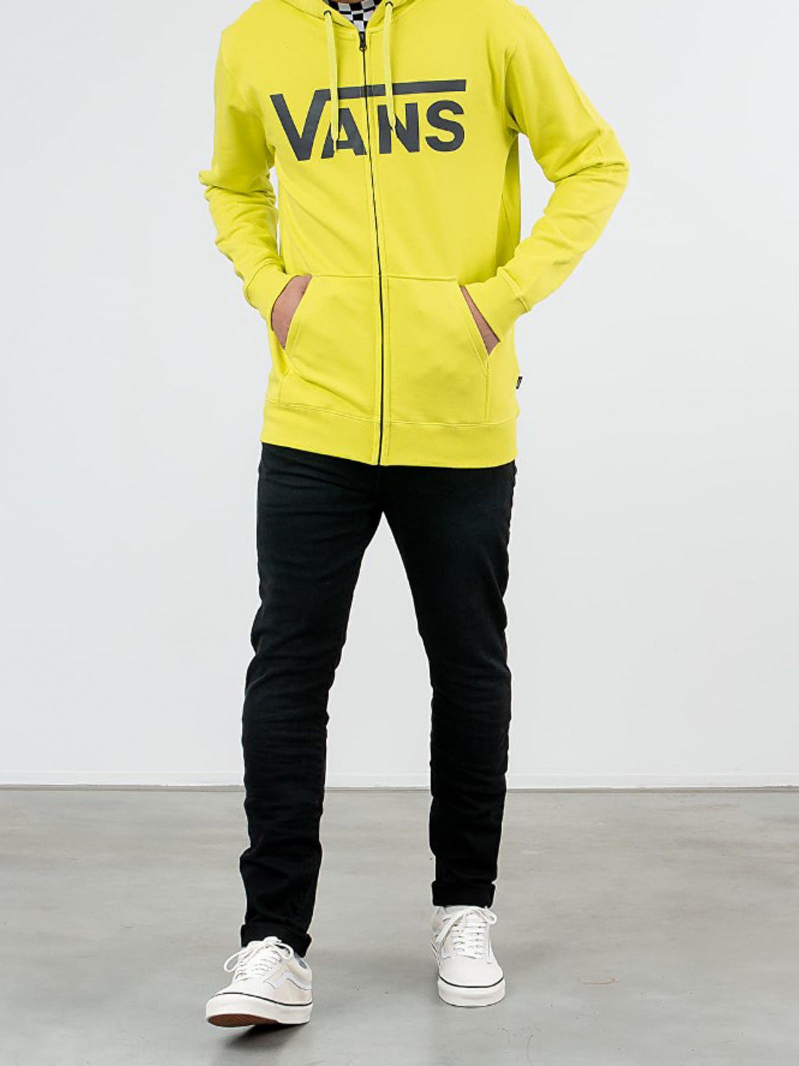 Кофты и свитера мужские Vans модель V296 качество, 2017