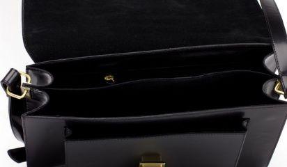Сумки та клатчі VAGABOND модель B516-004-20 black — фото 4 - INTERTOP