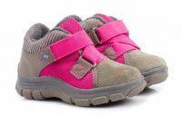 Многоцветные ботинки Для девочек, фото, intertop