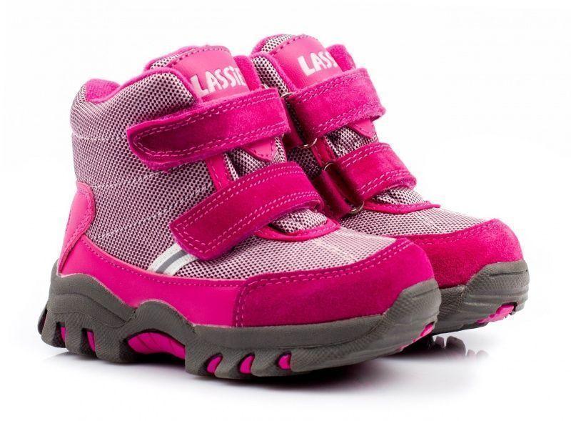 Ботинки для детей LASSIE черевики дит. дів. Lassietec VJ3 примерка, 2017