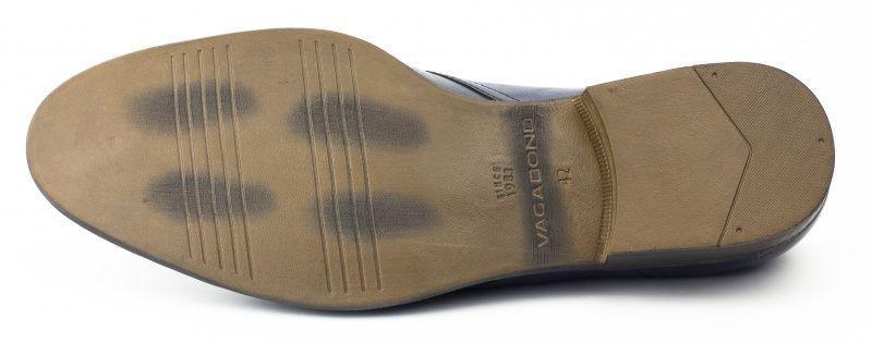 Полуботинки для мужчин VAGABOND VM1818 размерная сетка обуви, 2017