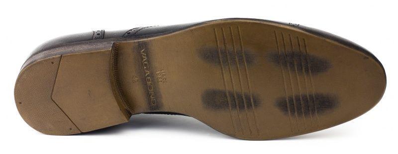 Полуботинки для мужчин VAGABOND VM1820 размерная сетка обуви, 2017