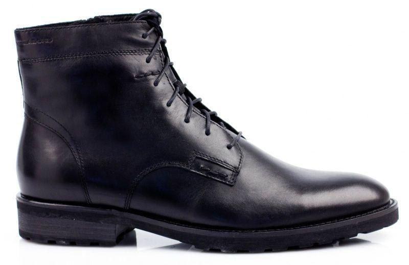 Ботинки для мужчин VAGABOND JAYDEN VM1867 примерка, 2017