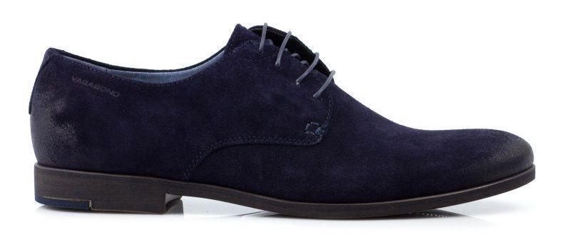 Туфли для мужчин VAGABOND LINHOPE VM1885 размерная сетка обуви, 2017