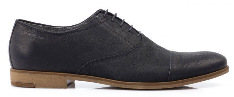 Туфли для мужчин VAGABOND LINHOPE VM1886 размерная сетка обуви, 2017