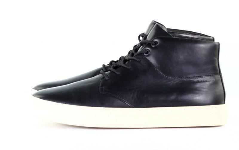 Ботинки для мужчин VAGABOND PAUL VM1912 размерная сетка обуви, 2017