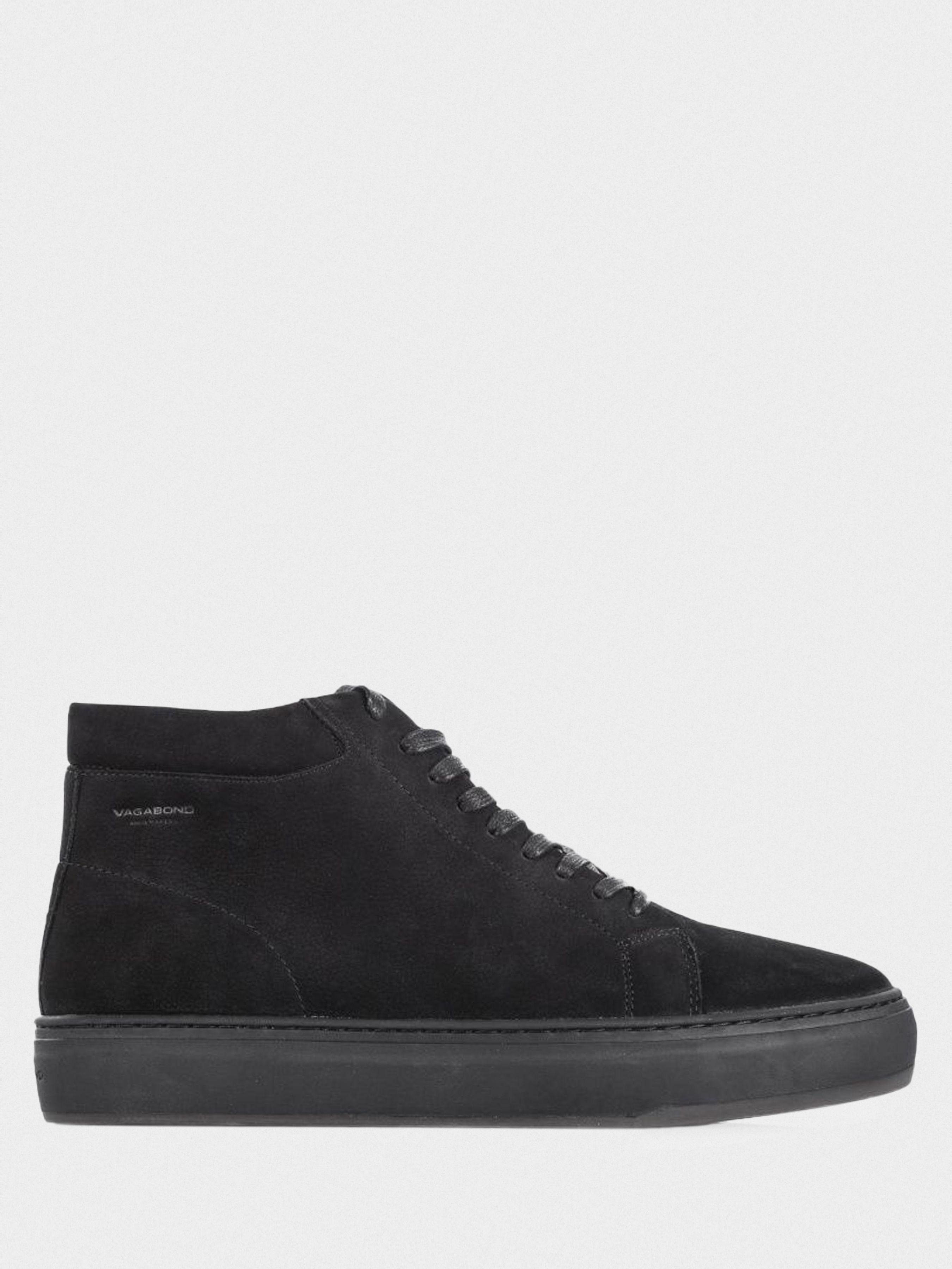 Купить Ботинки мужские VAGABOND STEVE VM1990, Черный