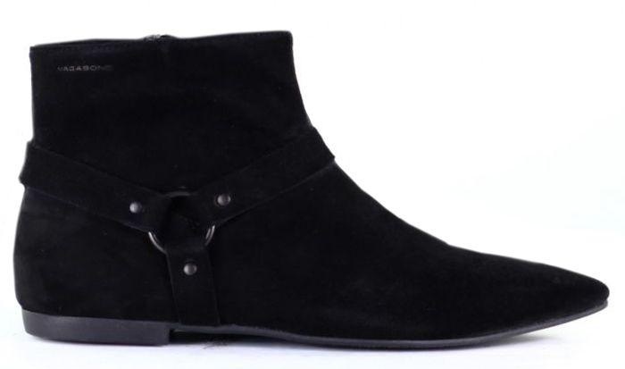 Ботинки женские VAGABOND KATLIN VW5082 модная обувь, 2017