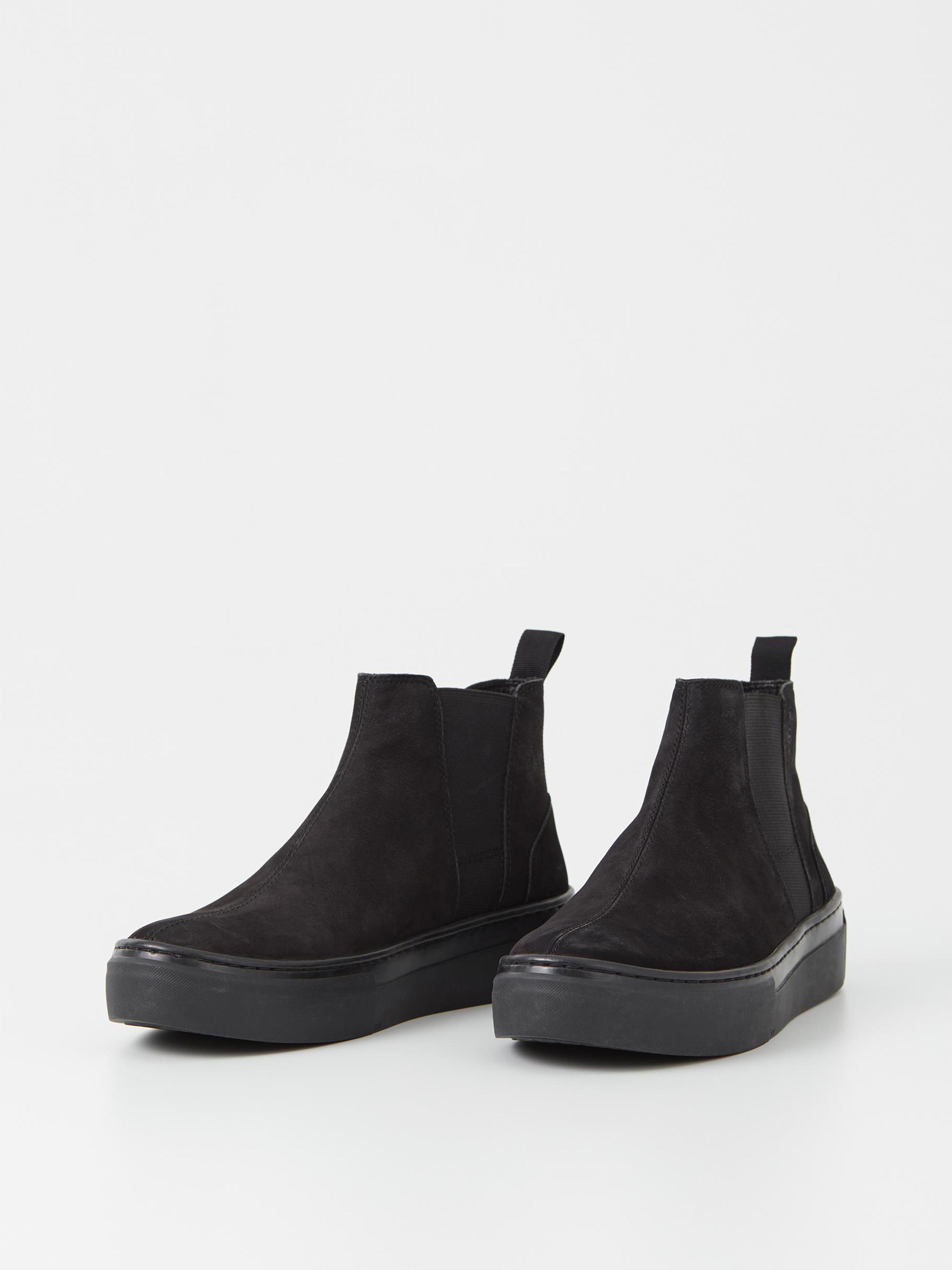 Купить Ботинки женские VAGABOND ZOE PLATFORM VW5579, Черный