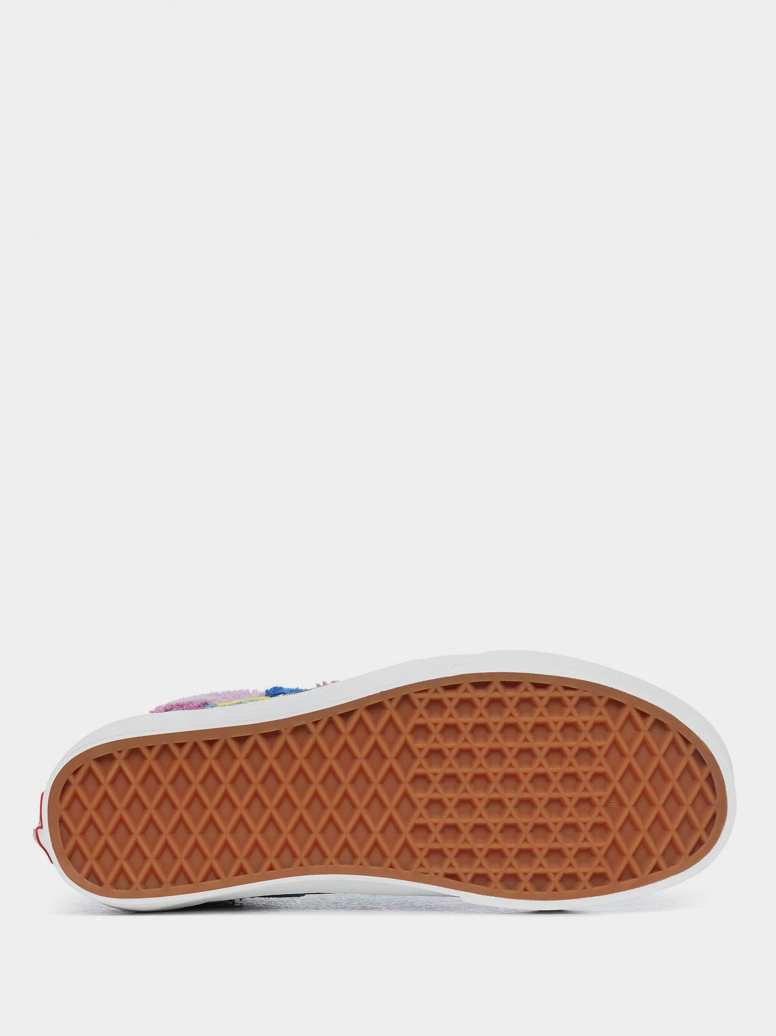 Кеди  жіночі Vans VN0A4BV521M1 розмірна сітка взуття, 2017