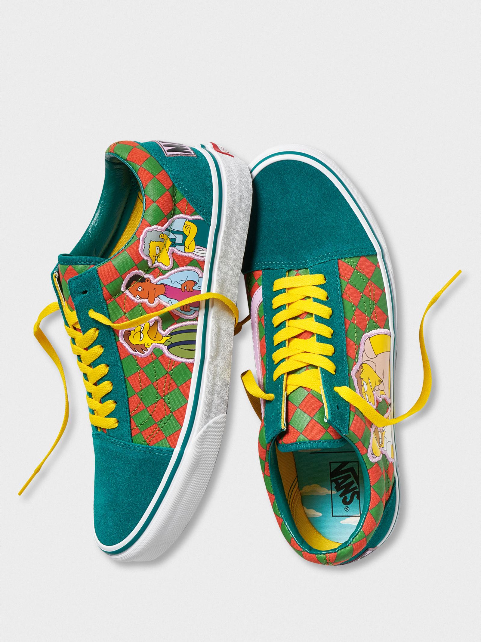 Кеди  жіночі Vans VN0A4BV521L1 розміри взуття, 2017