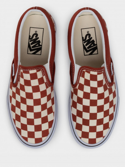 Сліпони  для жінок Vans Classic Slip-On VN0A4U38WS21 модне взуття, 2017