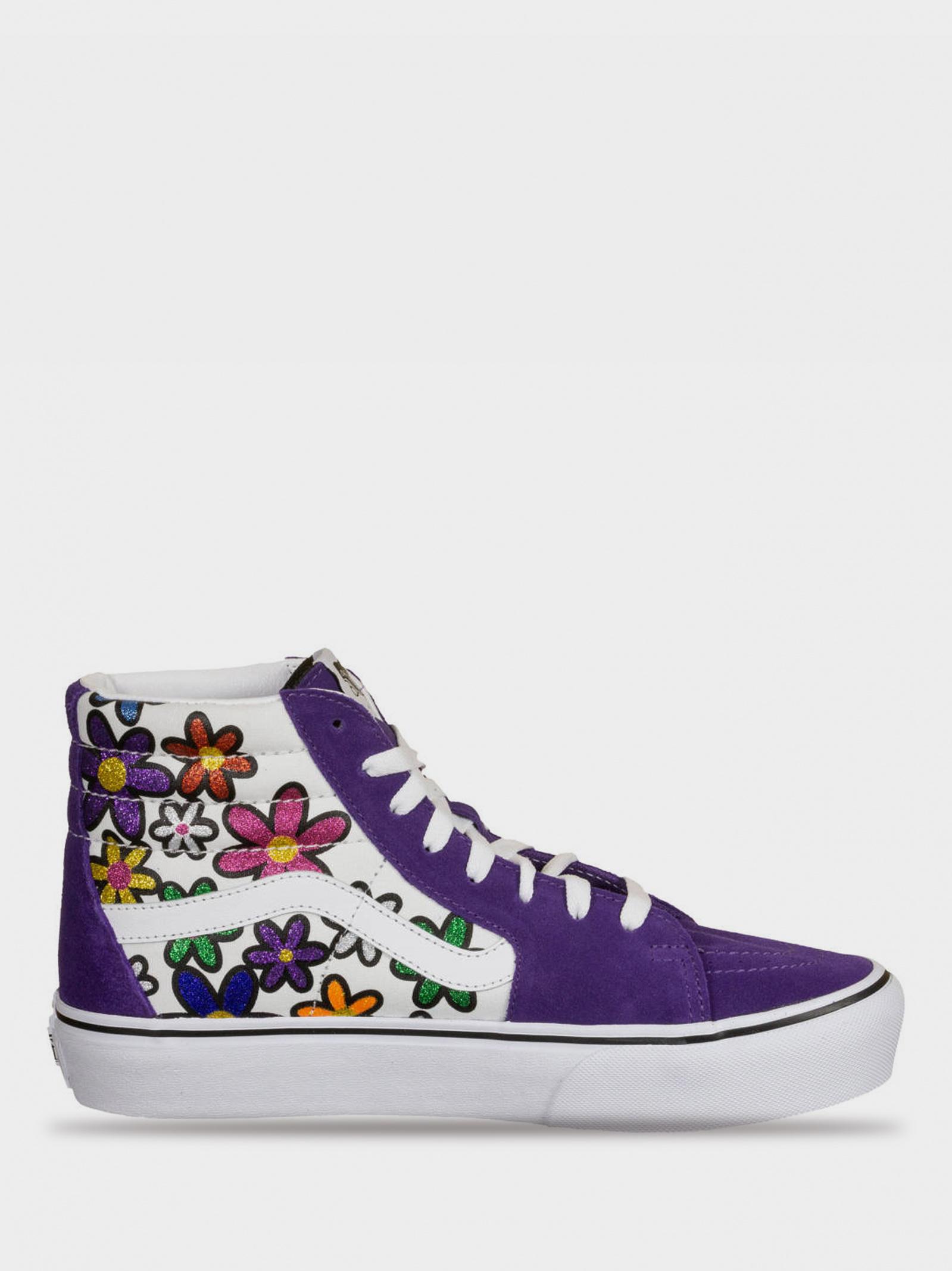 Кеди  для жінок Vans VN0A3TKNX961 розмірна сітка взуття, 2017