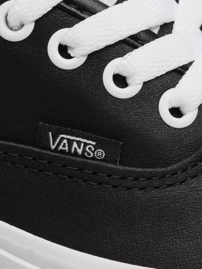 Кеди низькі Vans Piercing Authentic модель VN0A348A40D1 — фото 6 - INTERTOP