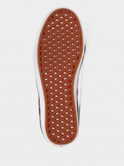 Кеди Vans Comfycush Old Skool Tie-Dye Checker - фото