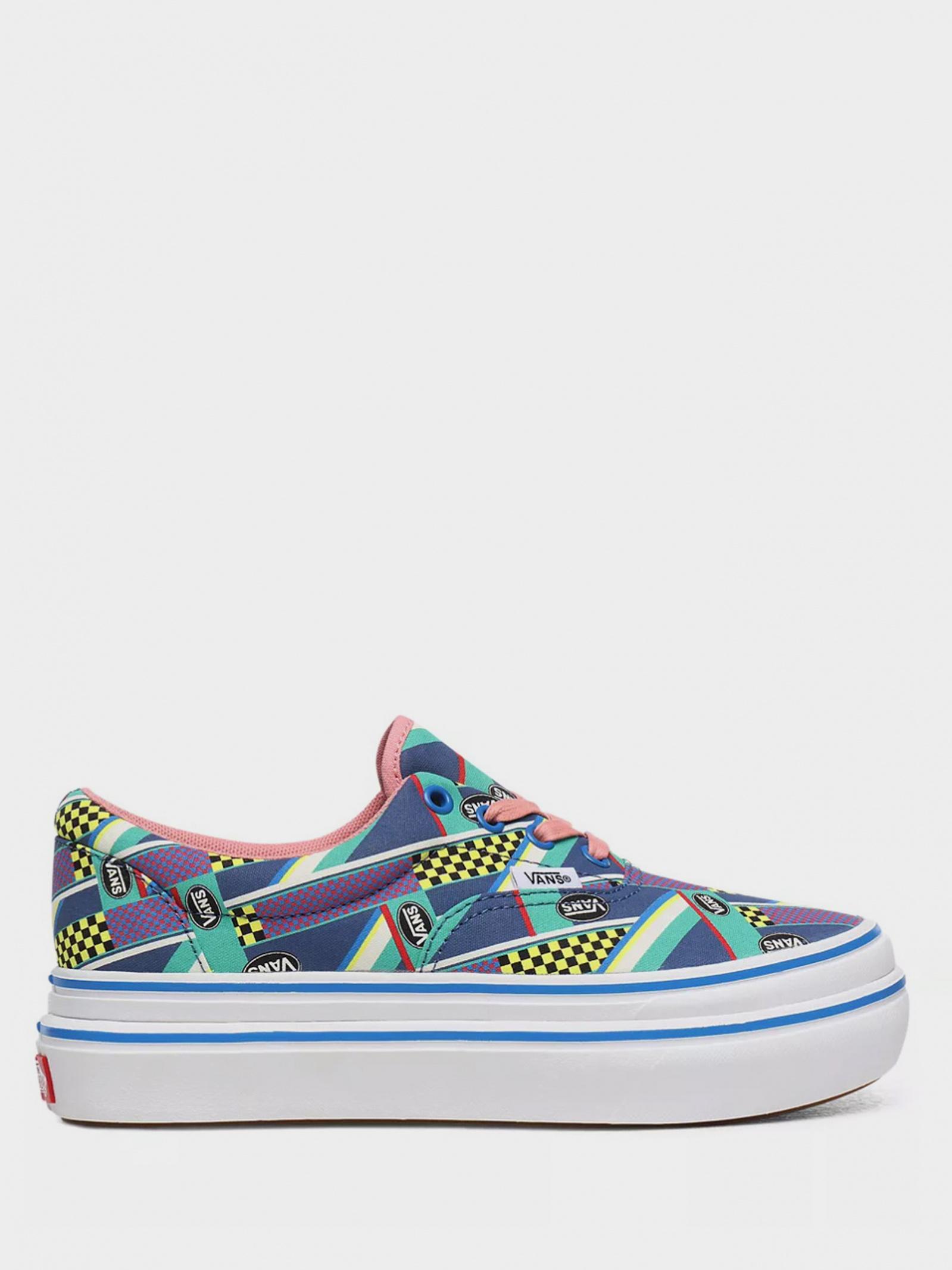 Кеди  для жінок Vans VN0A4U1DXT01 розмірна сітка взуття, 2017