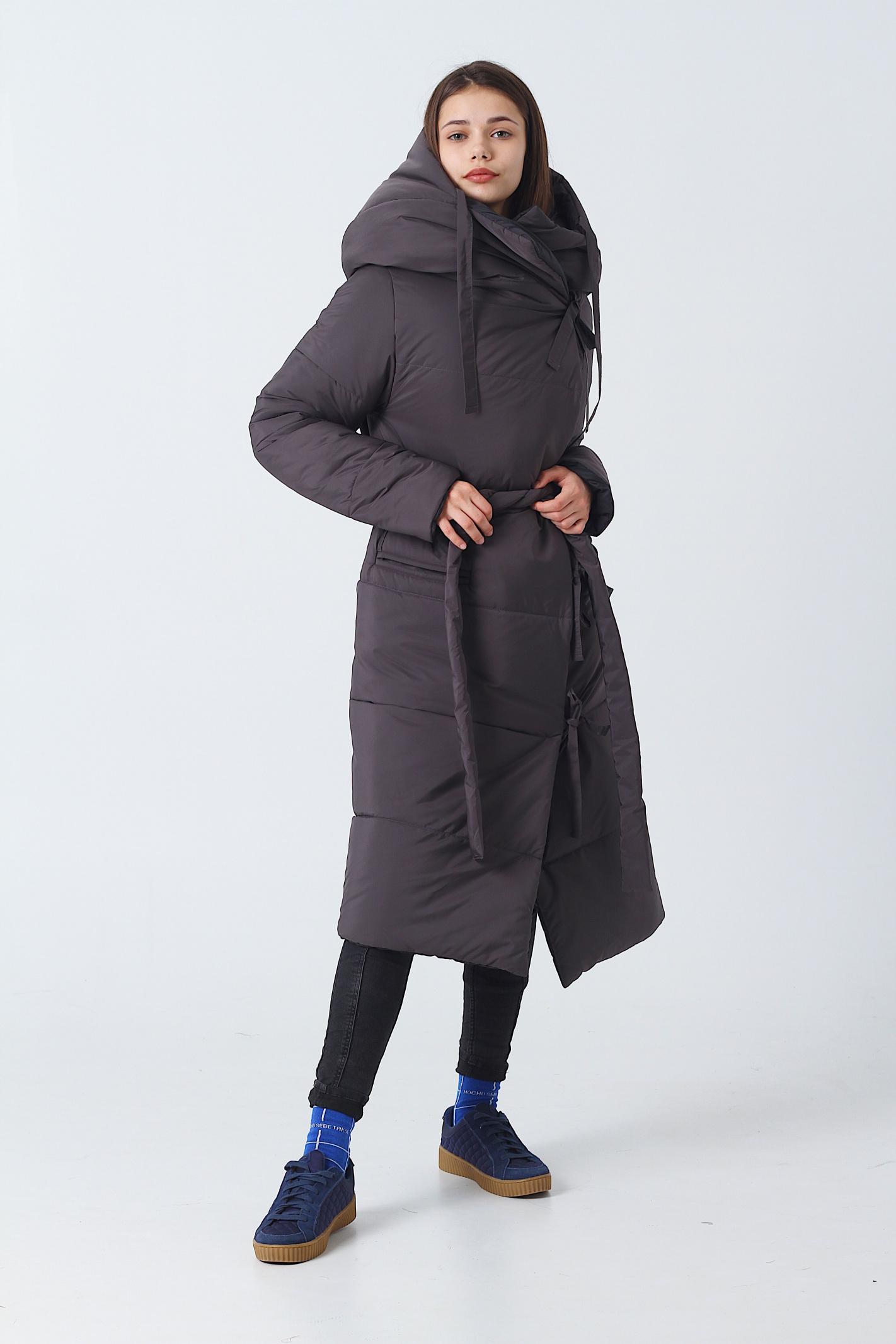 Пальто женские Hochusebetakoe модель WC0610-032 , 2017