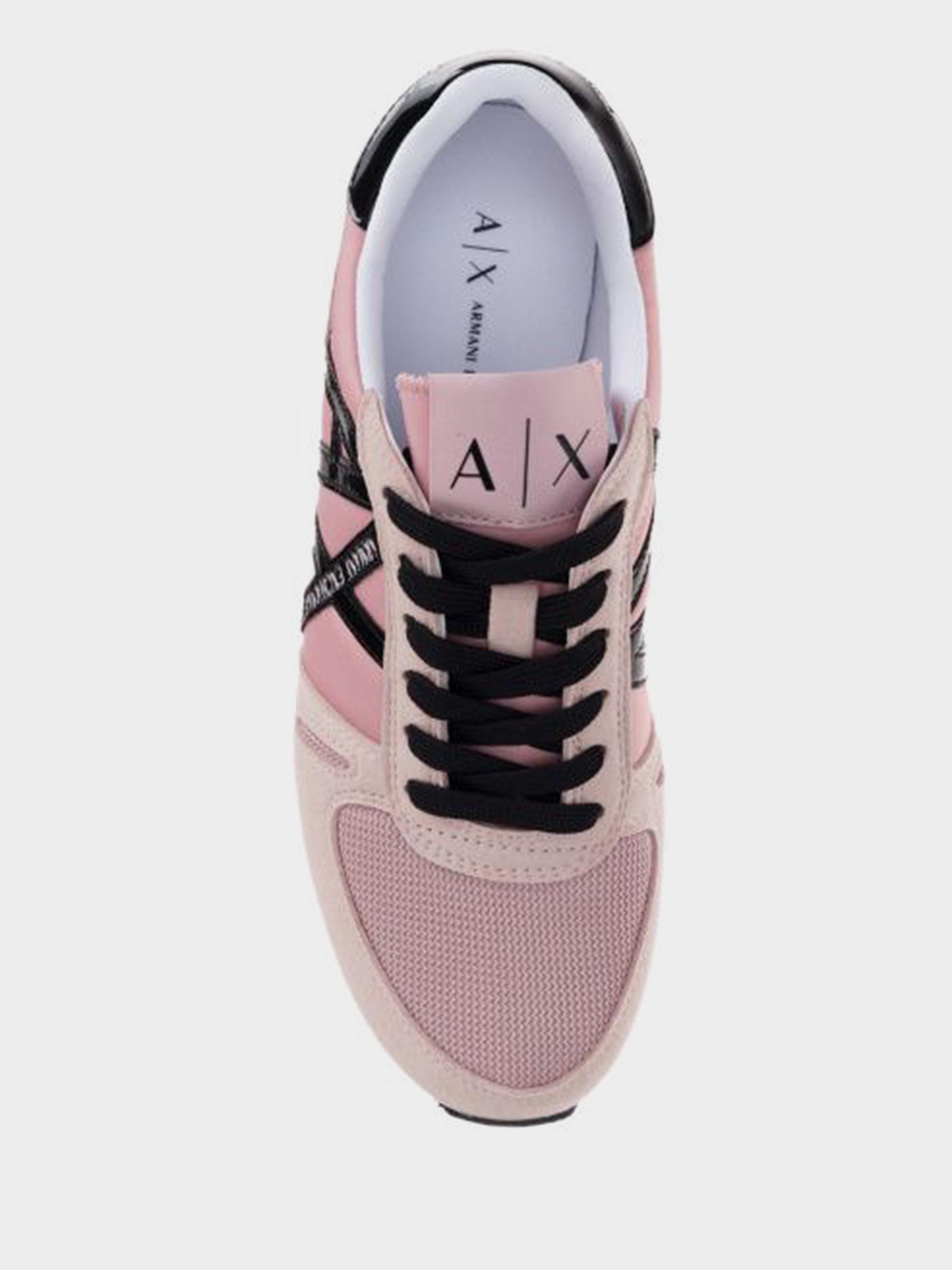 Кроссовки женские Armani Exchange WD107 брендовая обувь, 2017