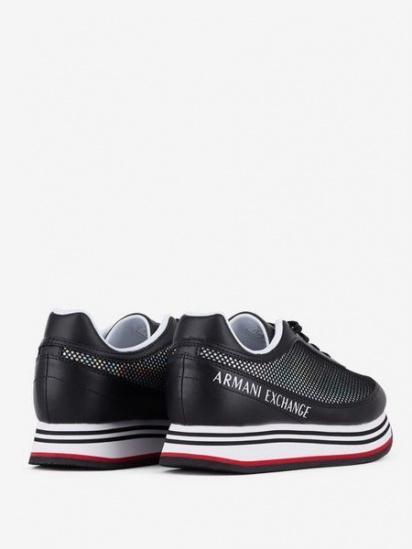 Кроссовки женские Armani Exchange WD114 брендовая обувь, 2017