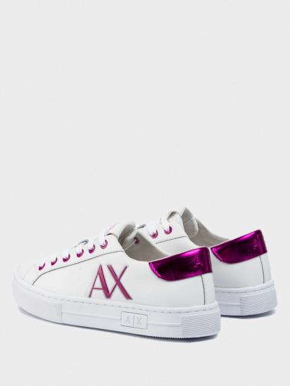 Кроссовки для женщин Armani Exchange WD116 купить обувь, 2017