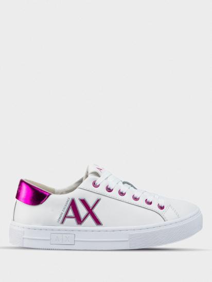 Кроссовки для женщин Armani Exchange WD116 размеры обуви, 2017