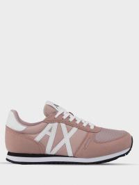 Кроссовки для женщин Armani Exchange WD118 размеры обуви, 2017