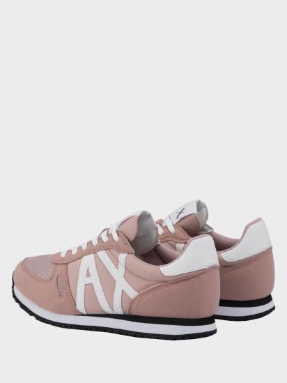 Кроссовки для женщин Armani Exchange WD118 купить обувь, 2017