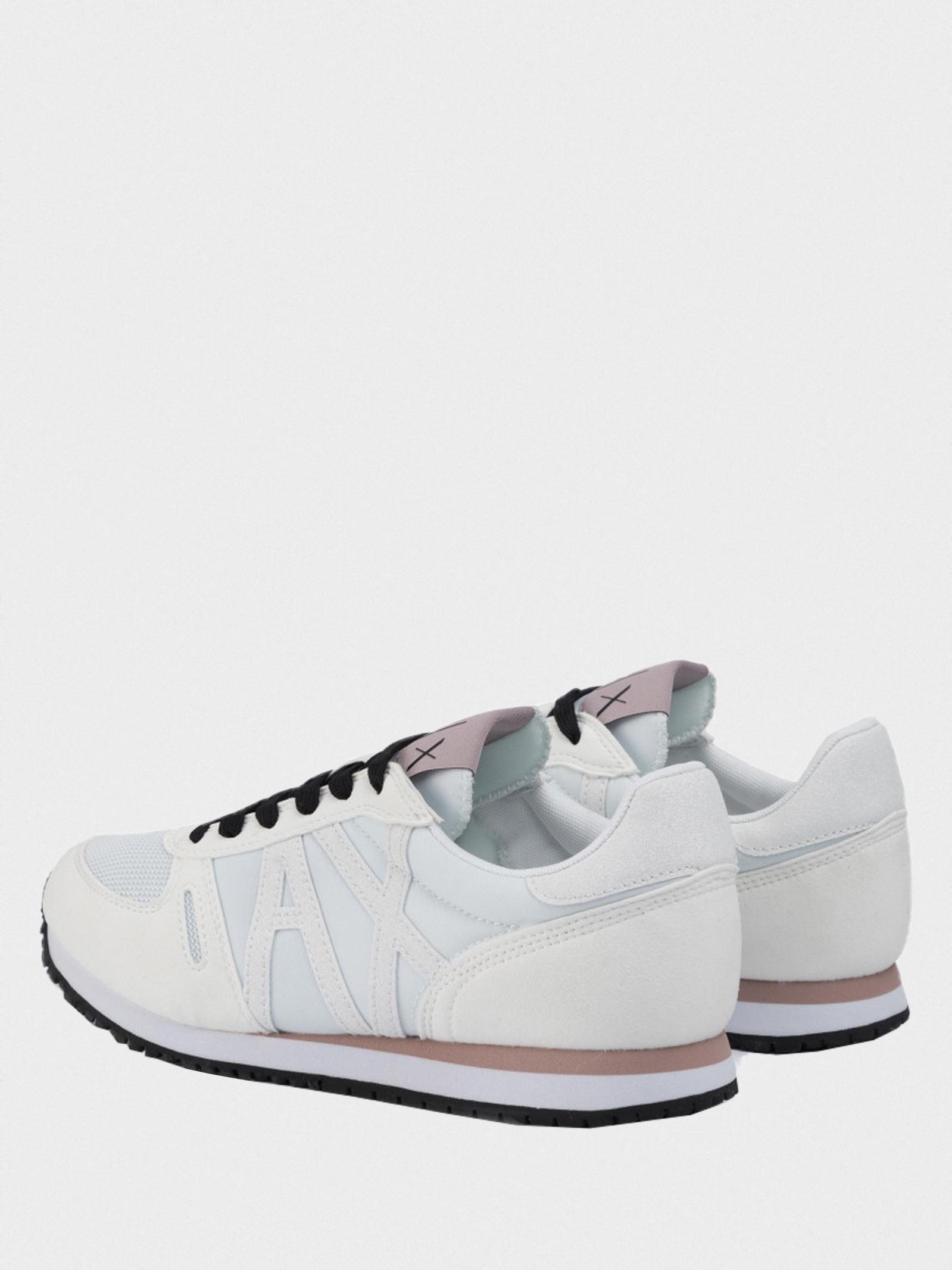 Кроссовки для женщин Armani Exchange WD119 купить обувь, 2017