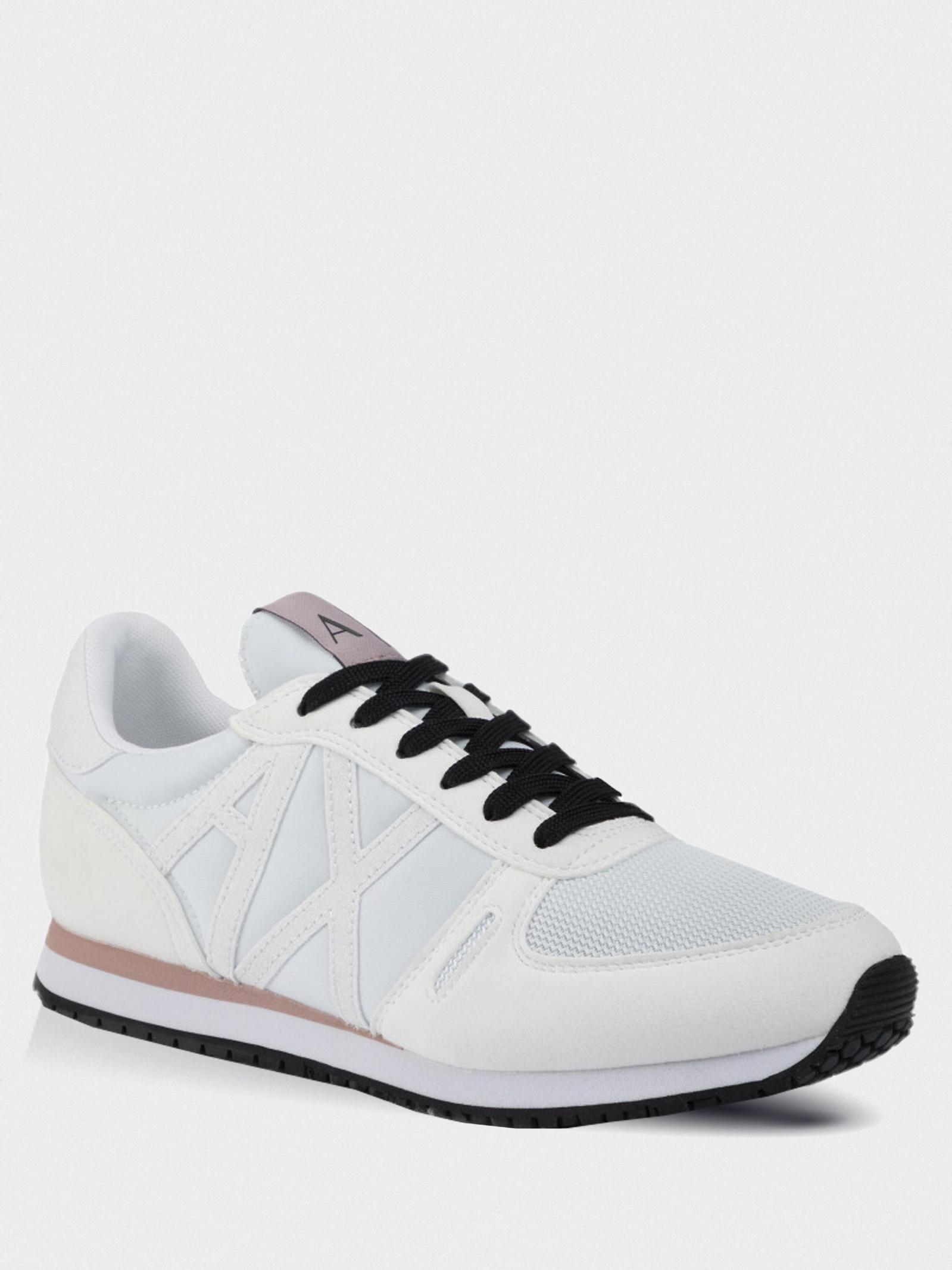 Кроссовки для женщин Armani Exchange WD119 Заказать, 2017