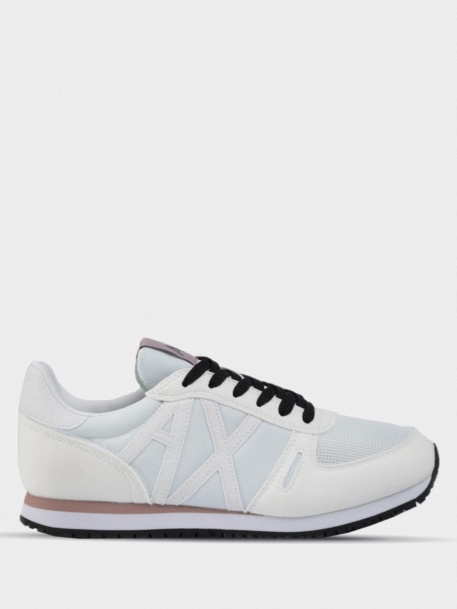 Кроссовки для женщин Armani Exchange WD119 размеры обуви, 2017