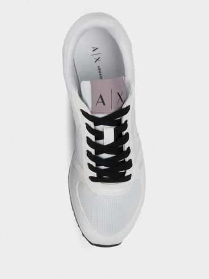 Кросівки для міста Armani Exchange модель XDX031-XV308-A222 — фото 5 - INTERTOP