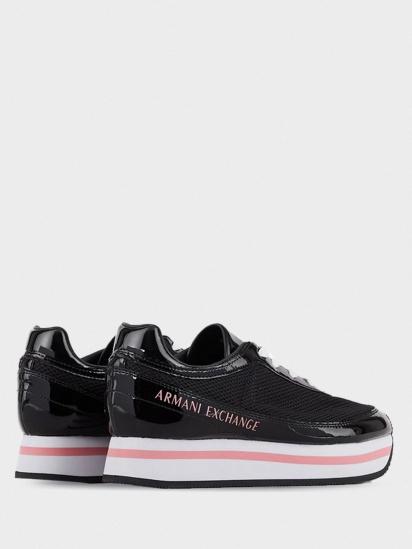 Кроссовки для женщин Armani Exchange XDX030-XV314-00002 фото, купить, 2017