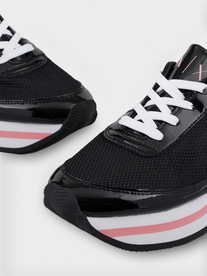 Кроссовки для женщин Armani Exchange XDX030-XV314-00002 смотреть, 2017