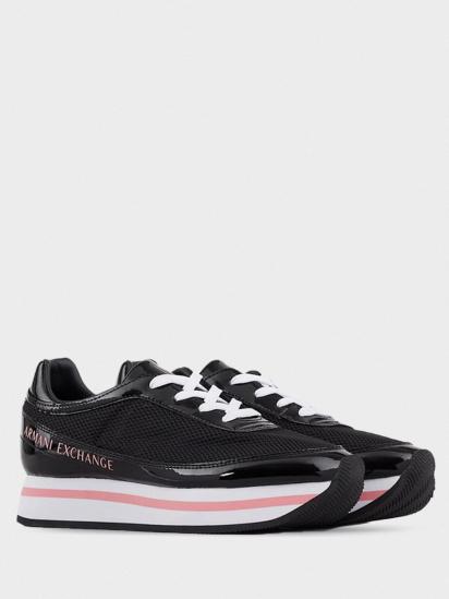 Кроссовки для женщин Armani Exchange XDX030-XV314-00002 размерная сетка обуви, 2017