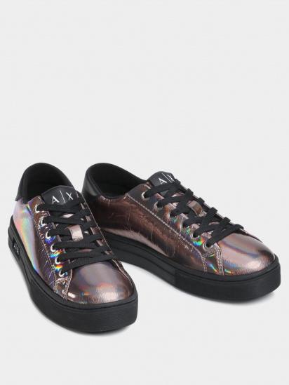 Кросівки для міста Armani Exchange модель XDX027-XV327-00007 — фото 4 - INTERTOP
