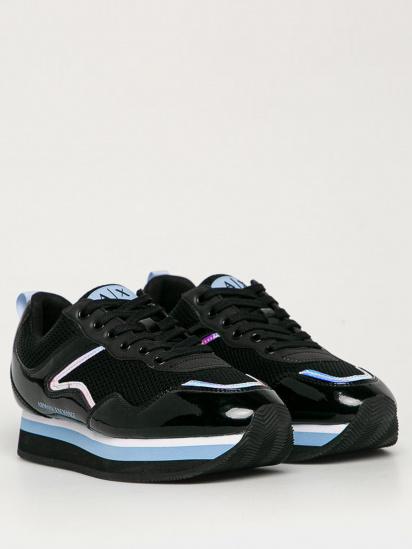 Кросівки для міста Armani Exchange модель XDX050-XV322-A017 — фото 3 - INTERTOP