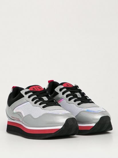 Кросівки для міста Armani Exchange модель XDX050-XV322-A160 — фото 3 - INTERTOP