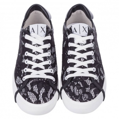 Кроссовки для женщин Armani Exchange 945009-7P315-00020 размерная сетка обуви, 2017