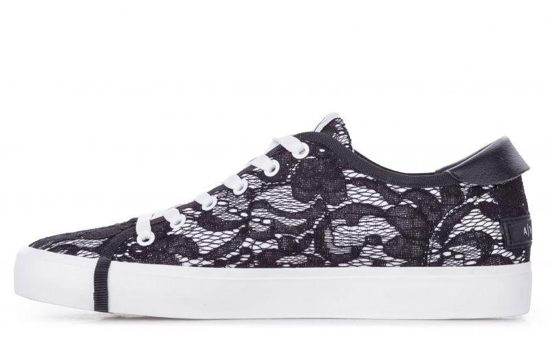 Кроссовки для женщин Armani Exchange WD17 купить обувь, 2017