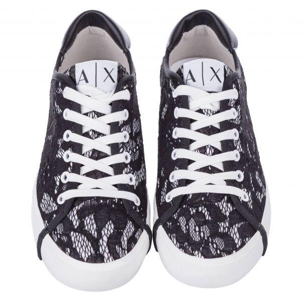 Кроссовки для женщин Armani Exchange WD17 Заказать, 2017