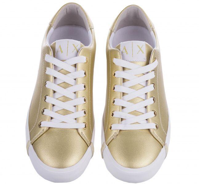 Кроссовки женские Armani Exchange WD18 брендовая обувь, 2017
