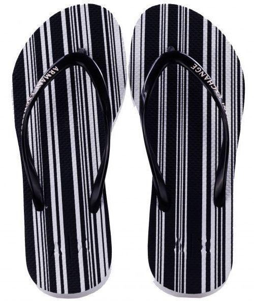 Вьетнамки женские Armani Exchange WD24 брендовая обувь, 2017